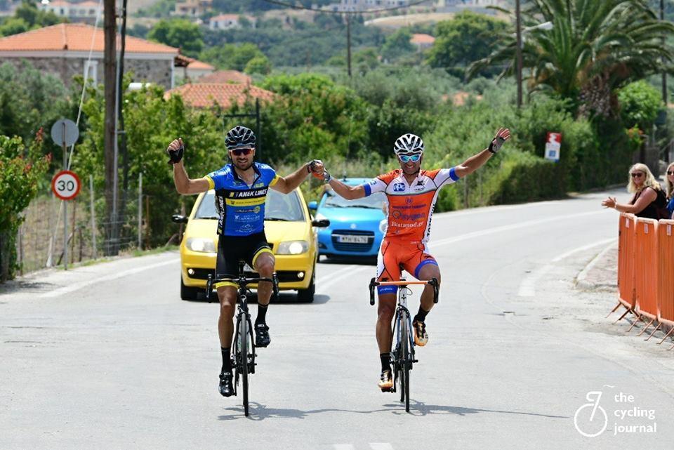 Πανελλήνιο Πρωτάθλημα Ποδηλασίας Δρόμου Μάστερ 2017