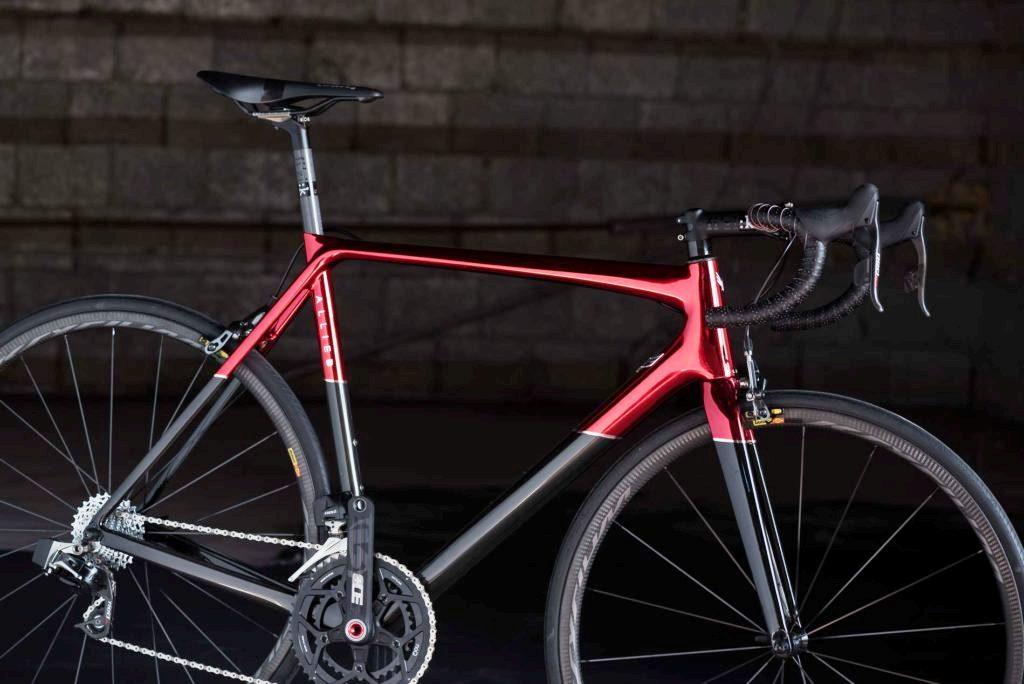 Allied Alpha: Ένα πρωτότυπο ποδήλατο