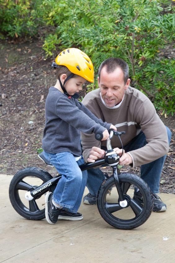 Βοηθητικές ρόδες ή ποδήλατο ισορροπίας
