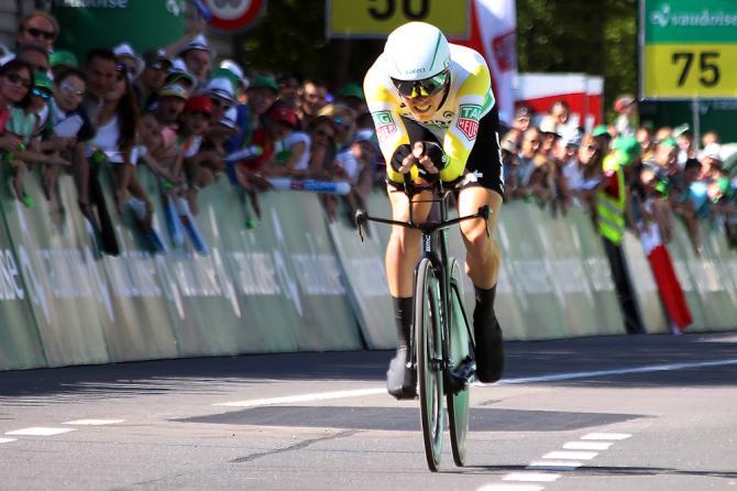 Ο Rohan Dennis νικητής