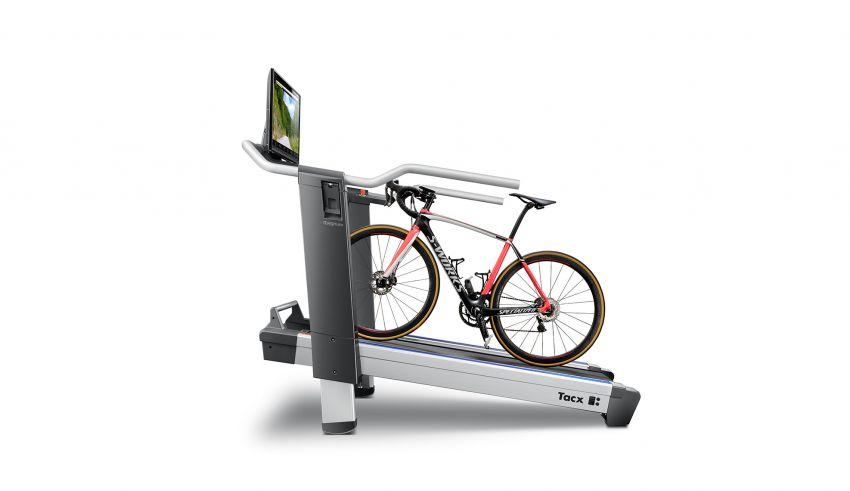 Tacx Magnum treadmill