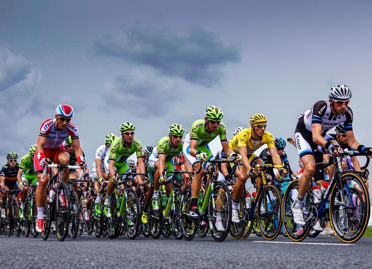 Tour De France Teaser