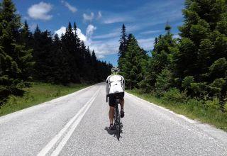 Ποδηλασία στην φύση...