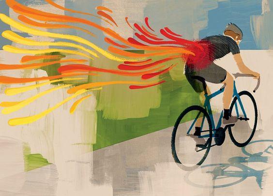 Πόσες θερμίδες καίμε κάνοντας ποδήλατο;