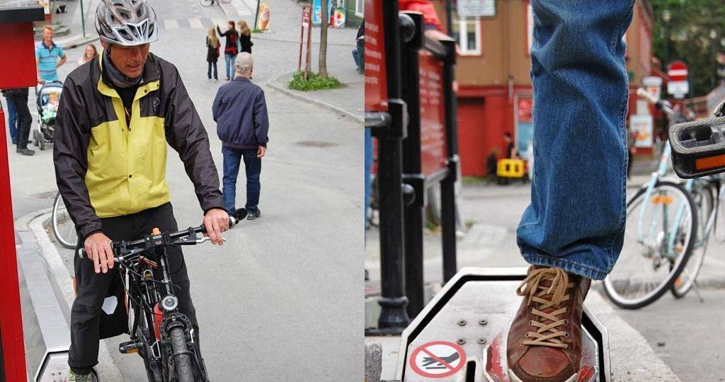 Cyclocable - Το πρώτο ποδηλατικό lift