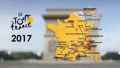 Γύρος Γαλλίας 2017 - Τα καλύτερα στιγμιότυπα