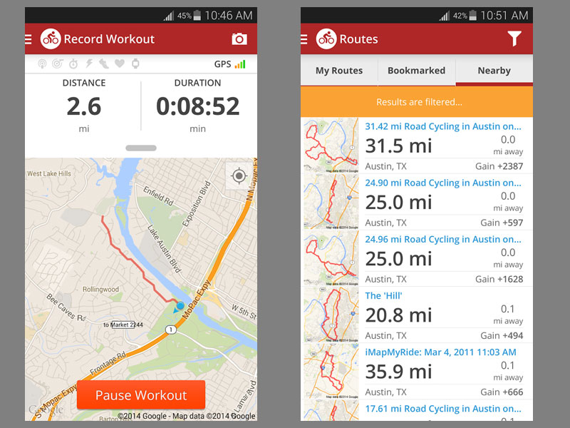 Ποδηλατικές εφαρμογές ΙI – Για το δρόμο