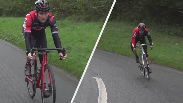 Ακριβό ποδήλατο έναντι οικονομικού - Βίντεο