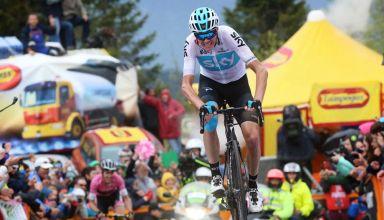 Η προετοιμασία του Chris Froome για το Giro - Βίντεο