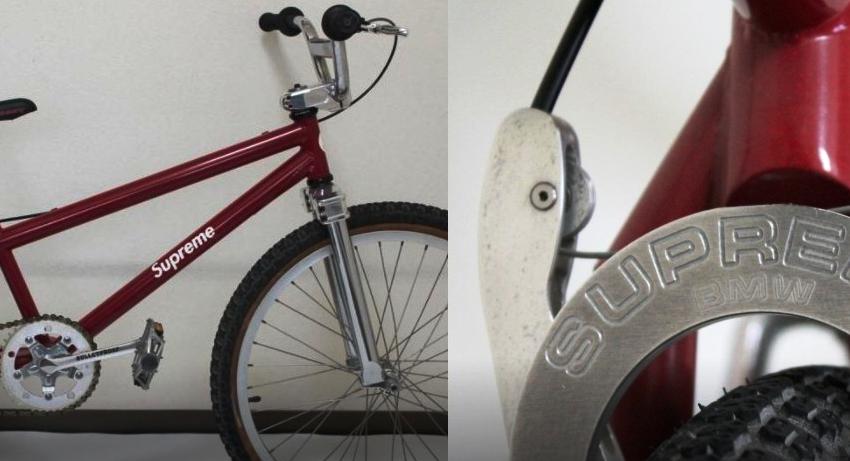 Ένα ποδήλατο ΒΜΧ που κοστίζει 40.000 €