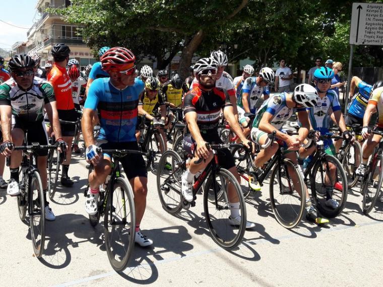 Πανελλήνιο Πρωτάθλημα Ποδηλασίας Δρόμου Masters