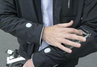 Δημιουργώντας το «έξυπνο» ποδηλατικό τζάκετ - Βίντεο