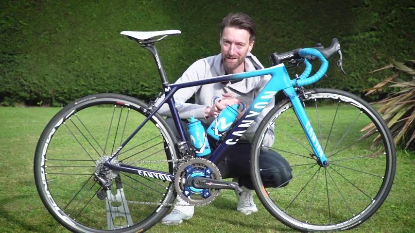 Canyon Ultimate CF SLX - Το ποδήλατο προπόνησης του Mikel Landa (Βίντεο)