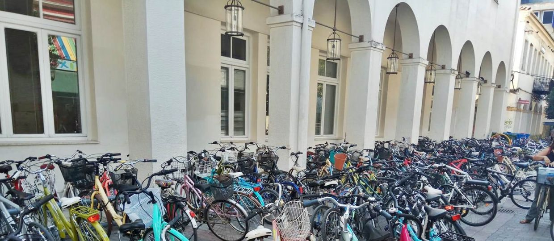 Καρδίτσα – η πόλη με τα 20.000 ποδήλατα!