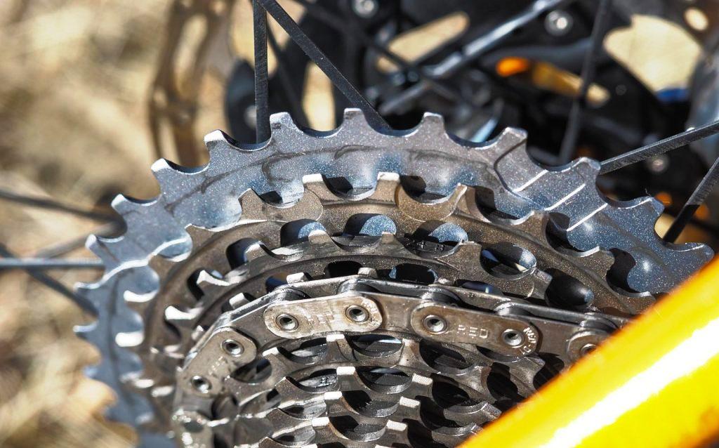 SRAM – 12 ταχύτητες (κασέτα/αλυσίδα/εφαρμογή)