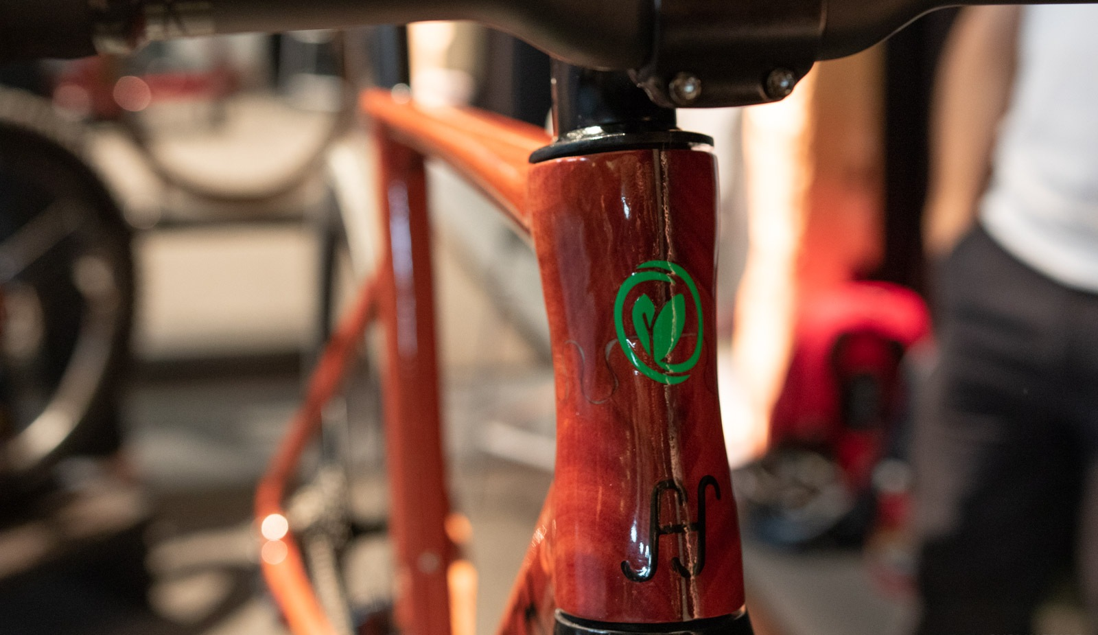 HTeck Svelter – Ένα aero ξύλινο ποδήλατο