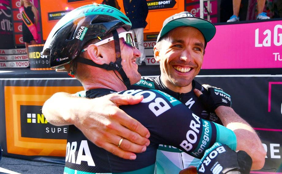 12ο εταπ – Νικητής ο Benedetti και ο Polanc η νέα ροζ φανέλα