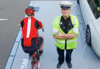 Ποδηλατώντας στην Νορβηγία - Σεβασμός στα ποδήλατα