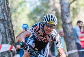 Πανελλήνιο Πρωτάθλημα Ορεινής ποδηλασίας - Περικλής Ηλίας και Κατερίνα Ελευθεριάδου