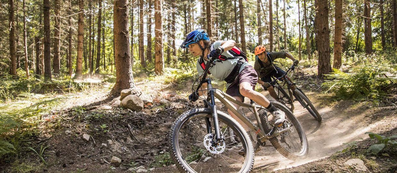Ποδήλατο βουνού - Βελτιώνοντας την τεχνική μας