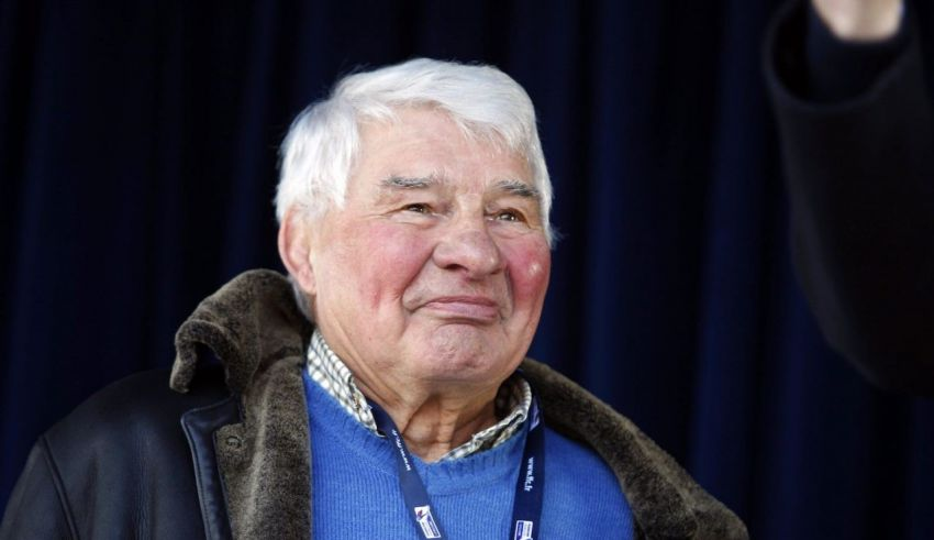 O Raymond Poulidor πεθαίνει στα 83 του