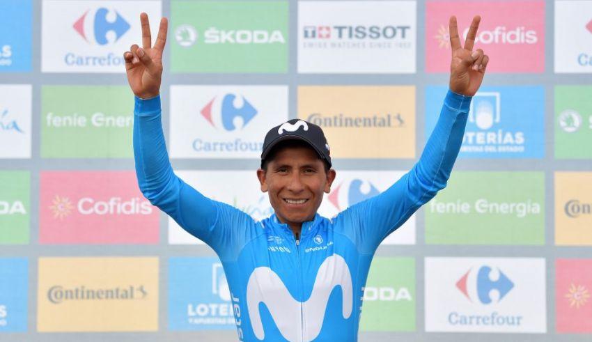 Nairo Quintana – Θέλω να κερδίσω σε κάθε αγώνα