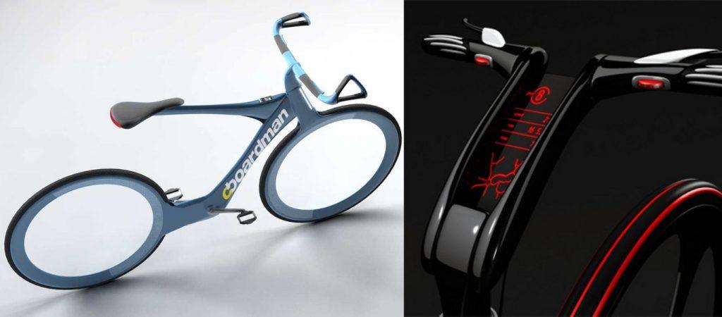Ποδήλατα του μέλλοντος – Πώς θα είναι;