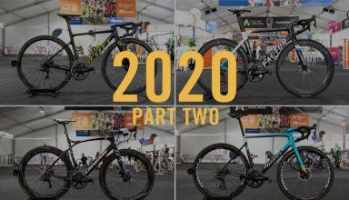 Πελοτόν 2020 – Τα ποδήλατα ΙΙ