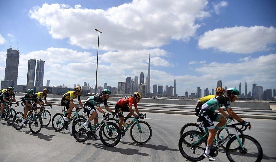 UAE Tour 2020 – Λίστα εκκίνησης