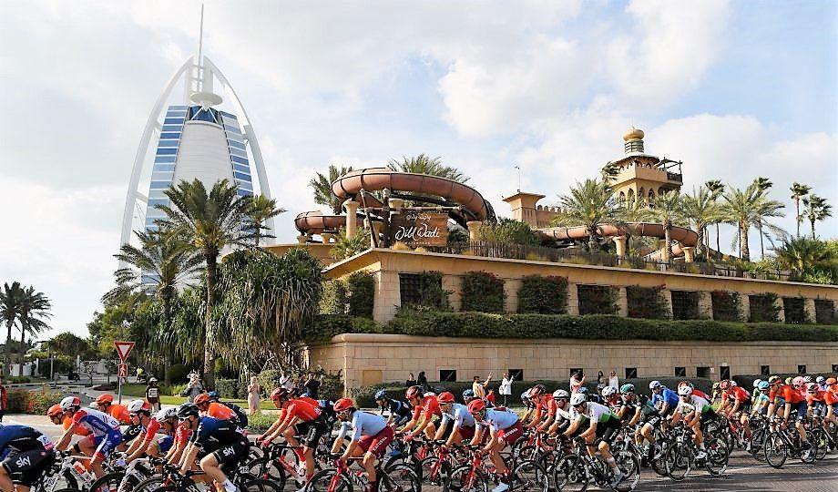 Το UAE Tour ακυρώθηκε μετά από 2 κρούσματα κορονοϊού