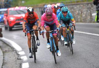 Giro d'Italia 2020 – 3 χρονομετρήσεις και αμέτρητα υψομετρικά!