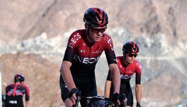 Chris Froome – Να γίνω επαγγελματίας ποδηλάτης ξανά φαινόταν τόσο μακρινό
