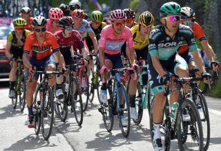 Η καραντίνα σε ολόκληρη την Ιταλία απειλεί το Giro de Italia