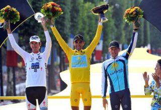 Lance Armstrong – Ο καλύτερος άνθρωπος κέρδισε το 2009