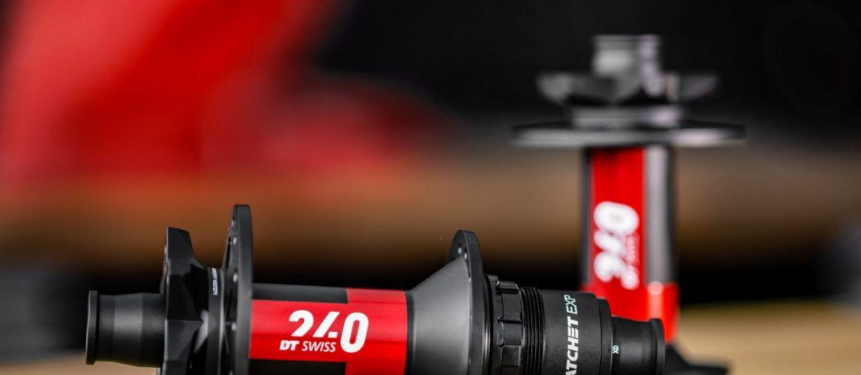 Το νέο κέντρο DT Swiss 240 - Παρουσίαση