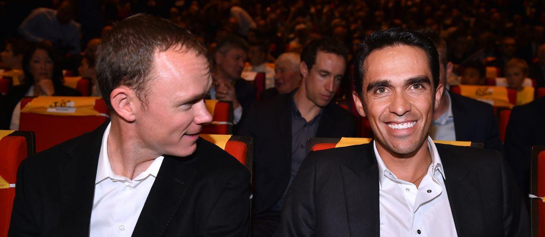 Contador - Είναι αδιανόητο για μένα ο Froome να αλλάξει ομάδα φέτος