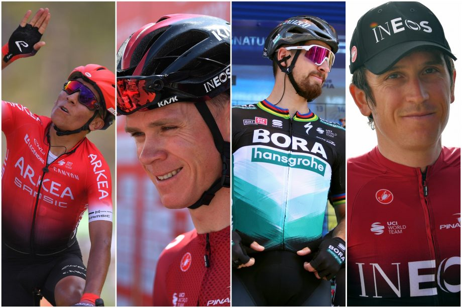 Ποιοι είναι οι υψηλά αμειβόμενοι αθλητές στην επαγγελματική ποδηλασία;
