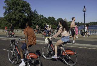 Καραντίνα - Αύξηση της ποδηλασίας 200% στην Αγγλία