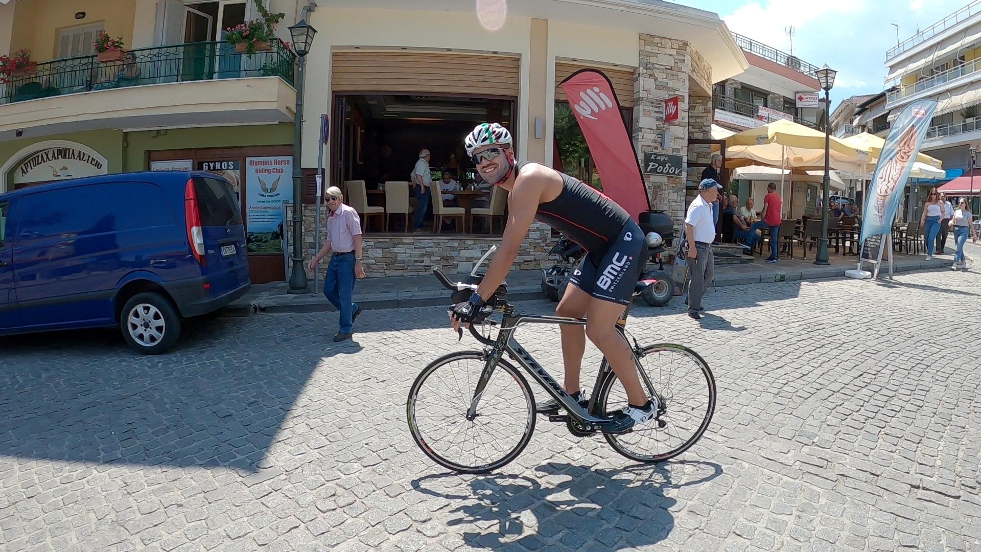 Σπύρος Χρυσικόπουλος - Όλυμπος Αθήνα 400 χλμ