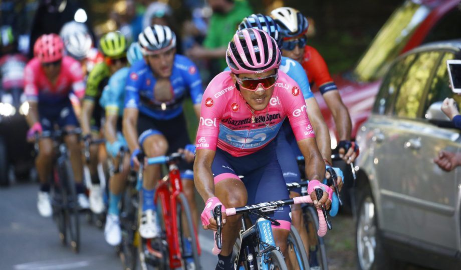 Giro d'Italia 2020 – Λίστα εκκίνησης