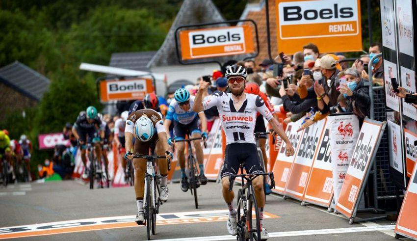 Flèche Wallonne 2020 - Ο Marc Hirschi παίρνει την πρώτη του νίκη