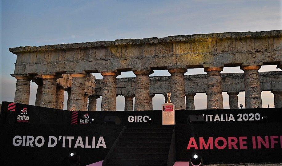 Giro d' Italia 2020 – Παρουσίαση
