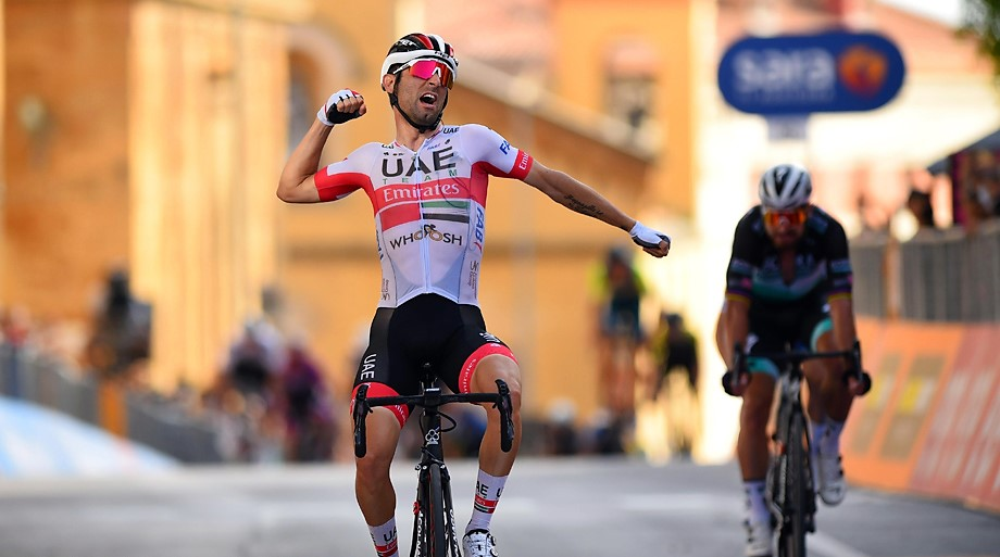 2ο εταπ – Ο Diego Ulissi παίρνει την 7η νίκη του