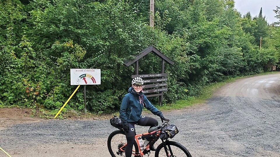 Ένα ποδηλατικό ταξίδι 3 ημερών χωρίς υποστήριξη