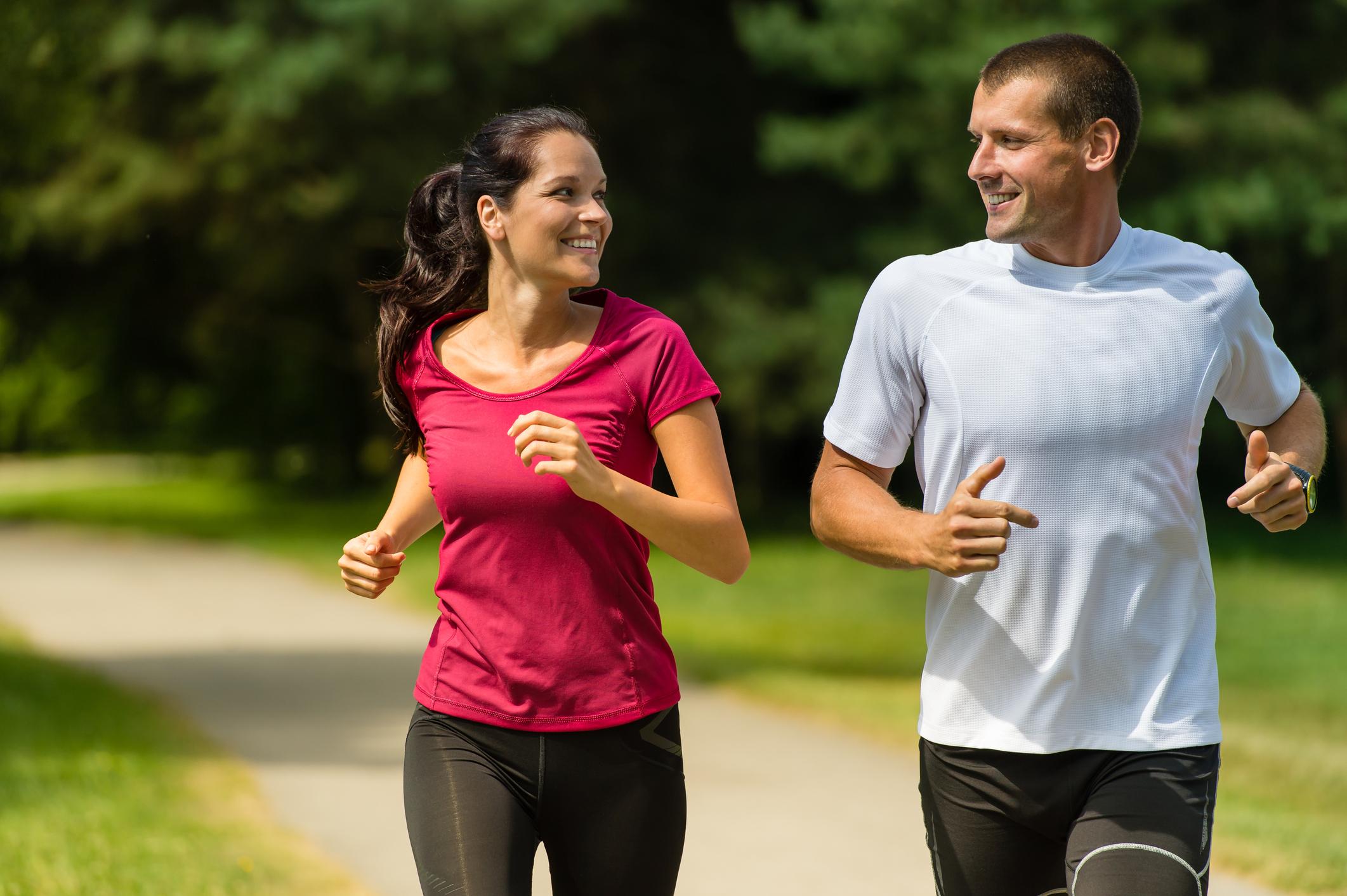 Περπάτημα, τζόκινγκ, τρέξιμο και οστεοαρθρίτιδα