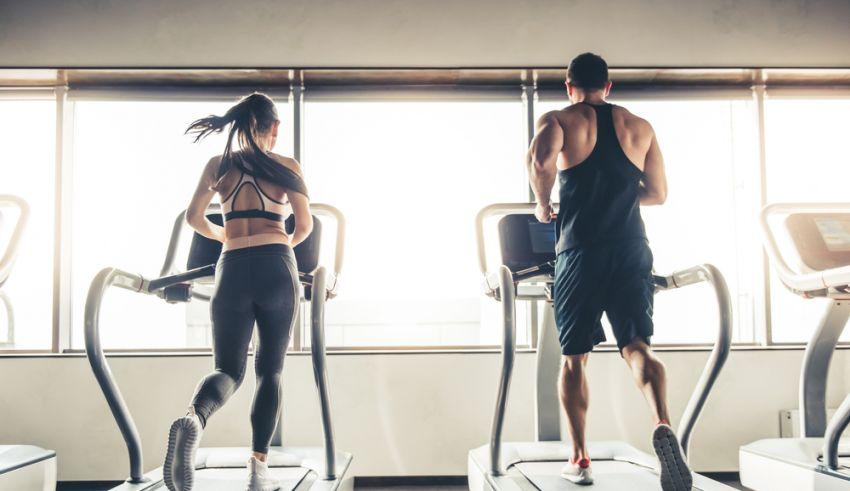 Τρέξιμο - Ασκήσεις σε διάδρομο