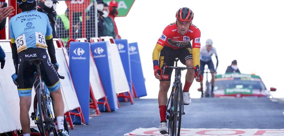 17ο εταπ- Ο Roglič κερδίζει την κόκκινη φανέλα