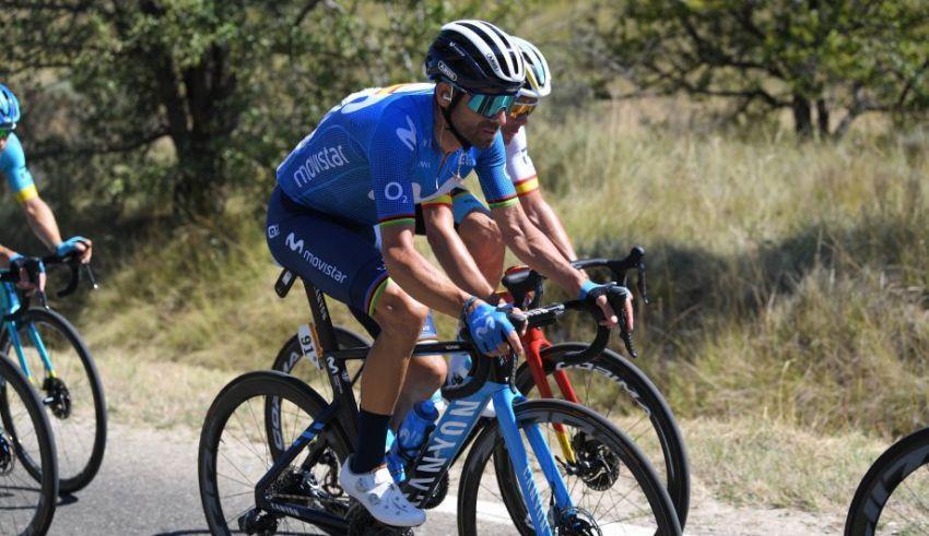 Η τελευταία αγωνιστική σεζόν του Alejandro Valverde