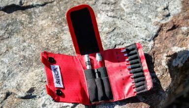 Bontrager Spring Roll Seat Bag + Pro Ratchet Multi-Tool
