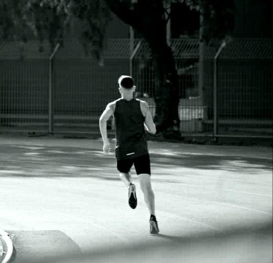 Όταν τρέχω… δεν τρέχω!